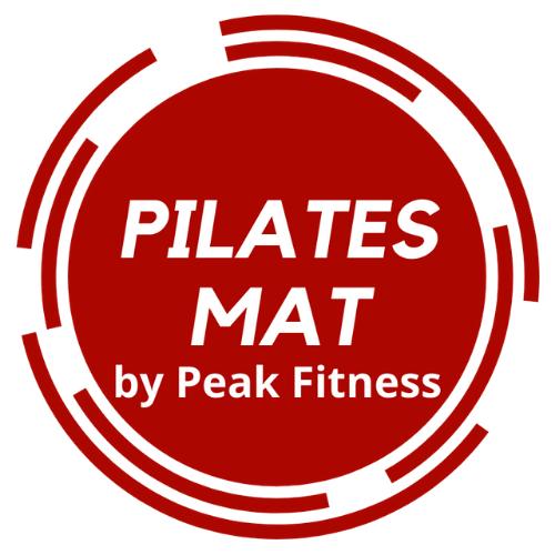 pilates mat logo