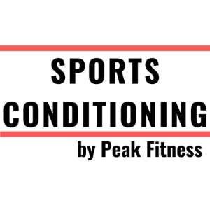 sports conditioning logo
